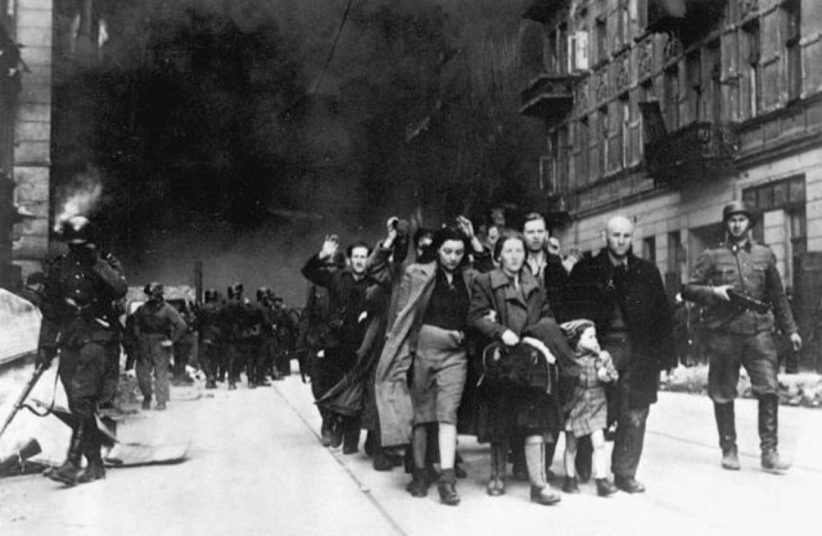 Destrucciu00f3n de Varsovia
