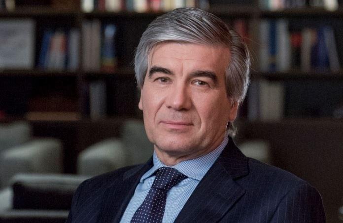 El presidente de Gas Natural Fenosa, Francisco Reynu00e9s
