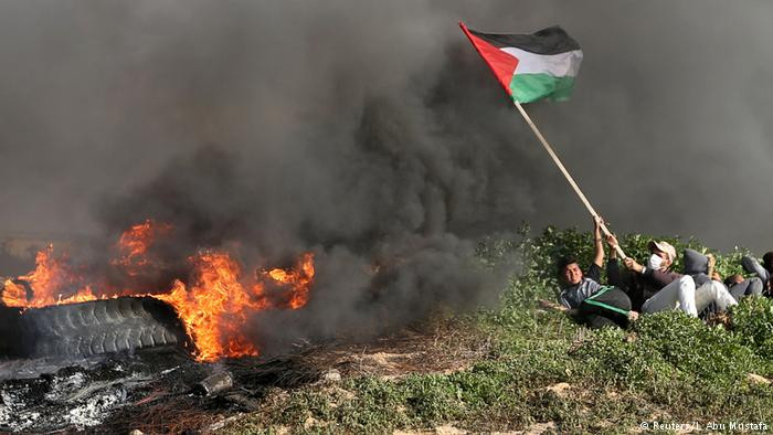 Fuerzas de Israel matan palestinos
