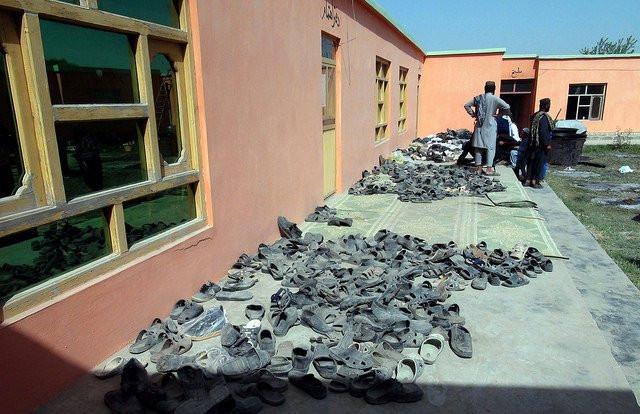 Ataque au00e9reo madrasa Afganistu00e1n