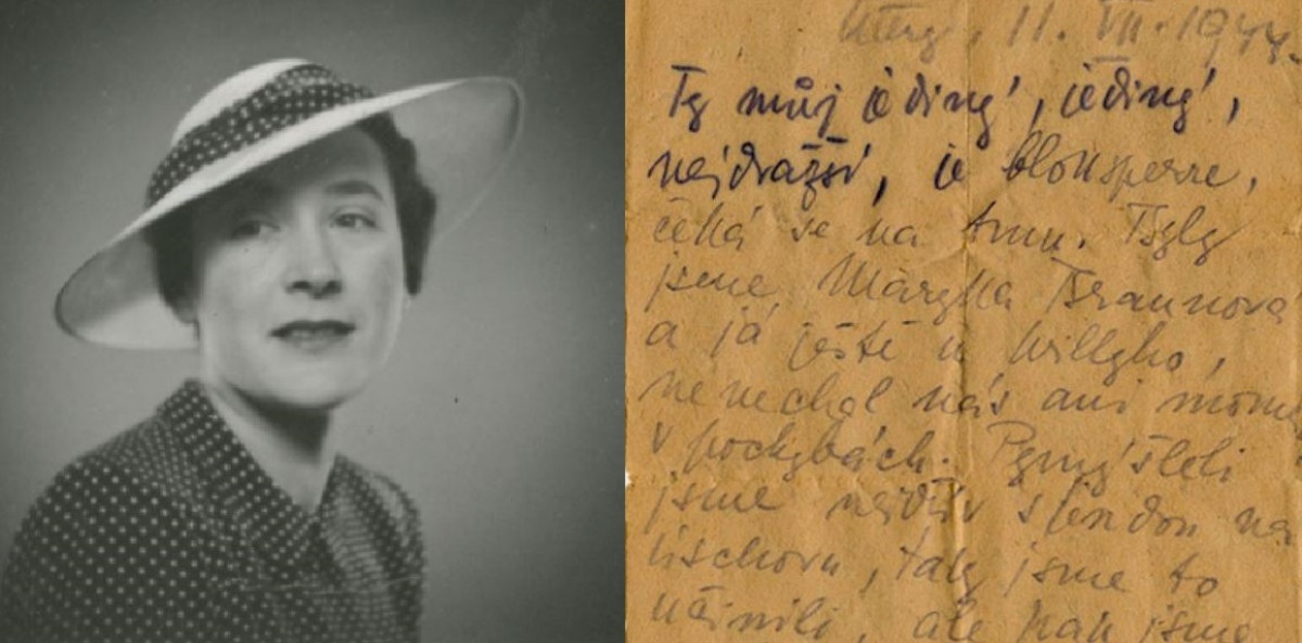 Carta de Vilma Grunwald