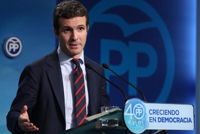 Pablo casado escuela catalua castellano