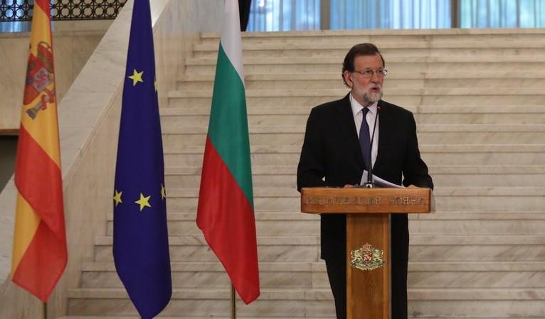 Rajoy dice que no va  haber Repu00fablica