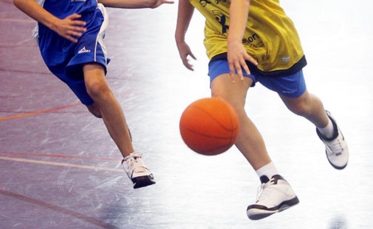 Baloncesto infaantil