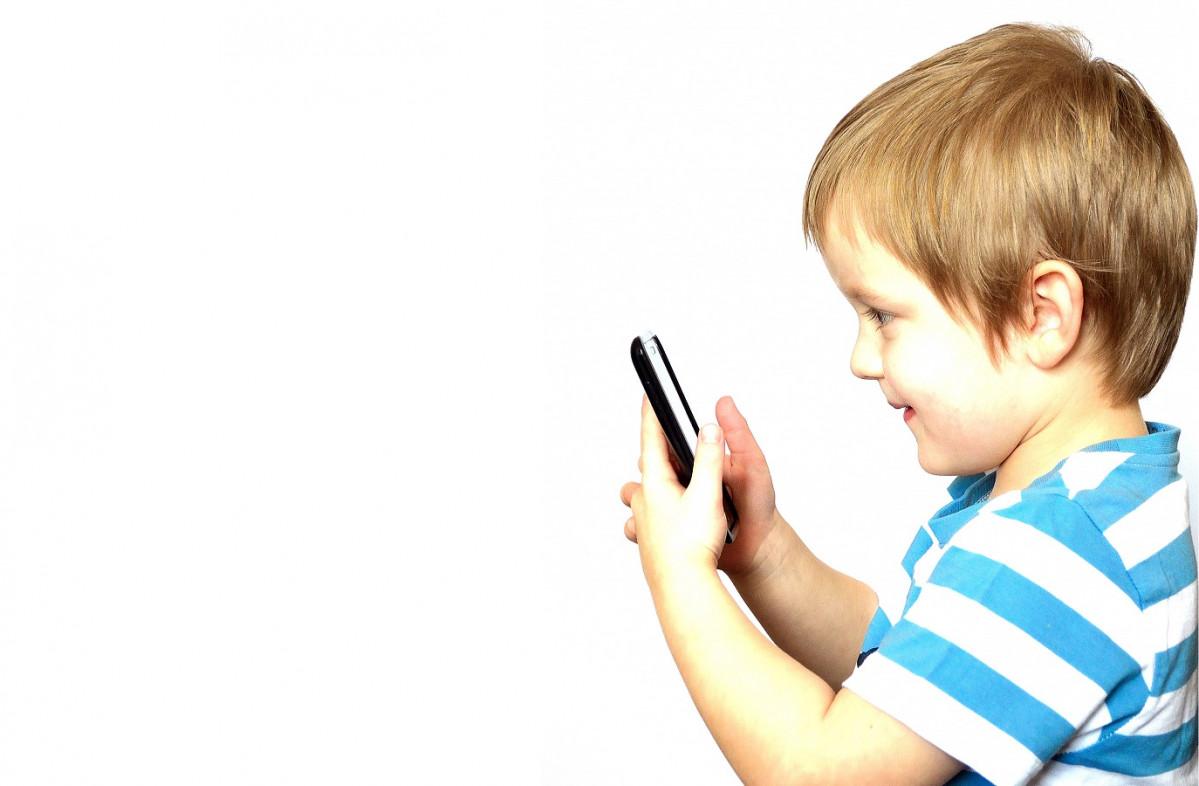Smartphone y menores