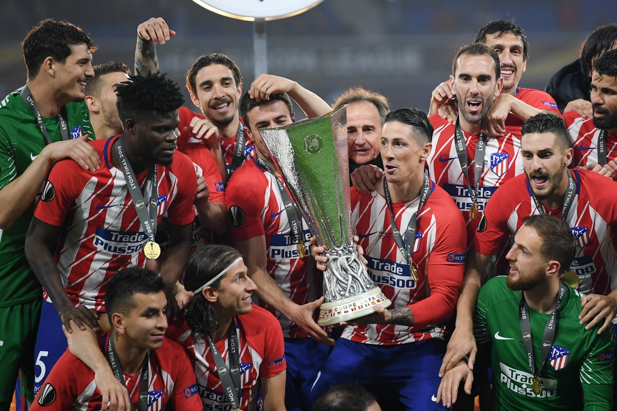 Atletico de Madrid final Europa League