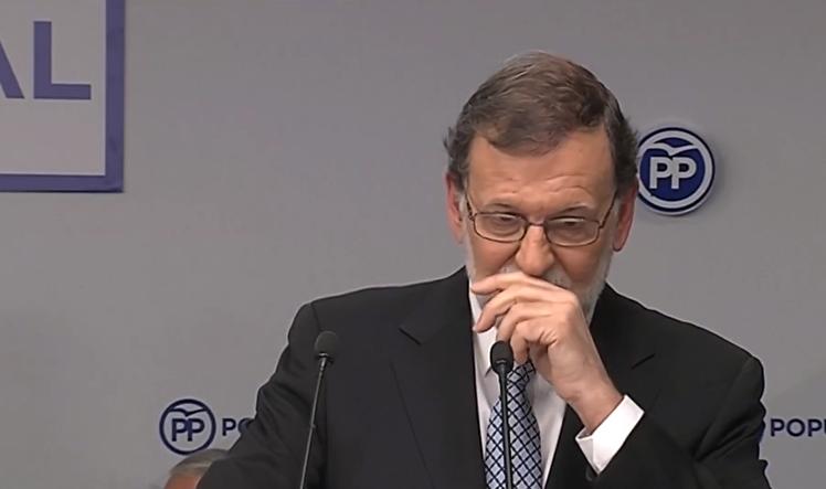 Mariano Rajoy dimite