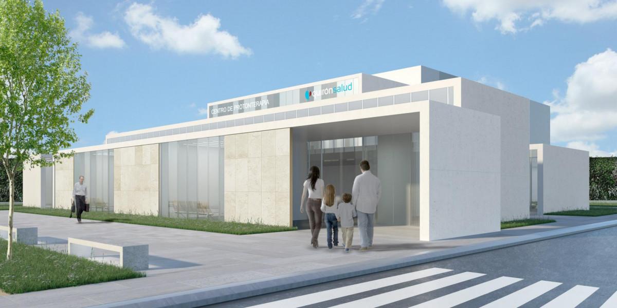 Centro de terapia de protones Quironsalud