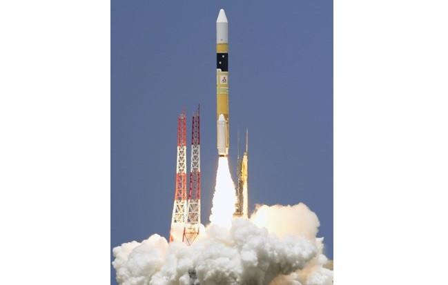 Cohete H 2A