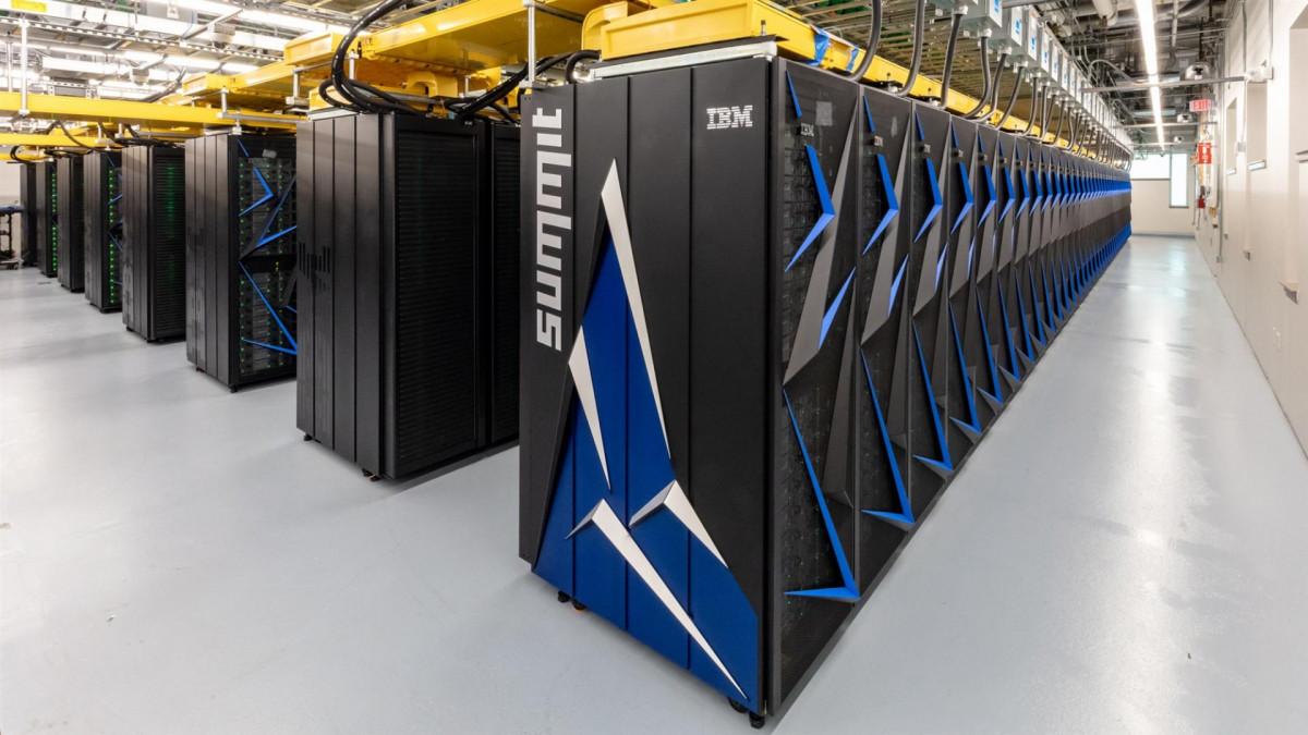 El supercomputador Summit