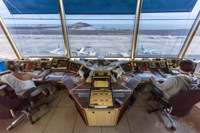 Control aereo