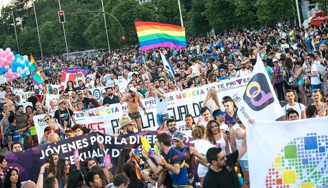 Pancartas Manifestaciu00f3n Orgullo