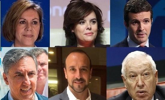 Candidatos primarias PP