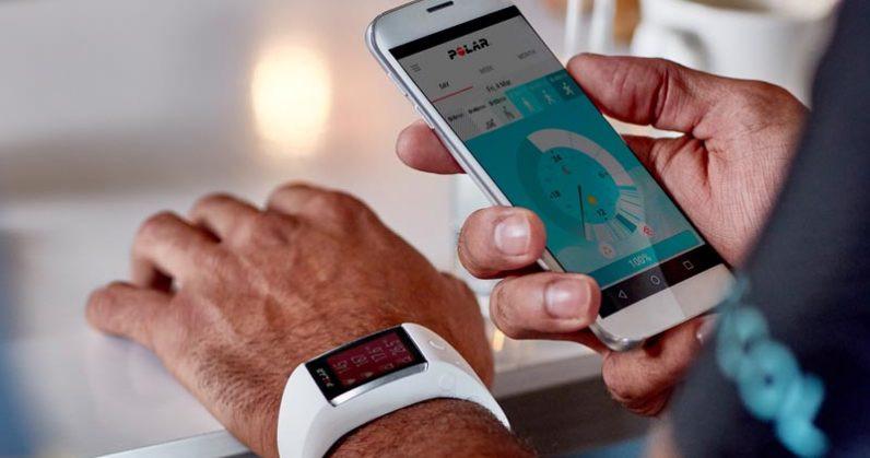 App de fitness Polar