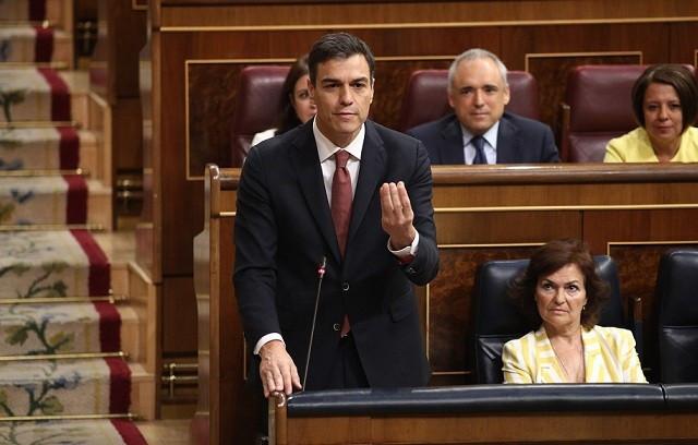 Pedro snchez sanchez congreso escao 26062018