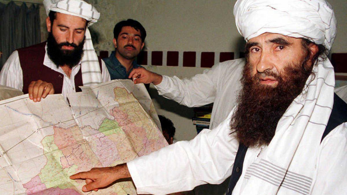 Jalaluddin Haqqani rtve
