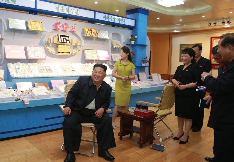 Pyongyang cosmetics