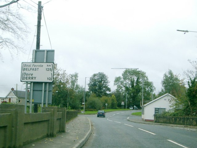 Irish Republic border