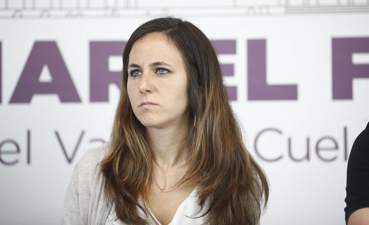 Presentaciu00f3n de la propuesta de Podemos Exhumar el franquismo Eduardo Parra