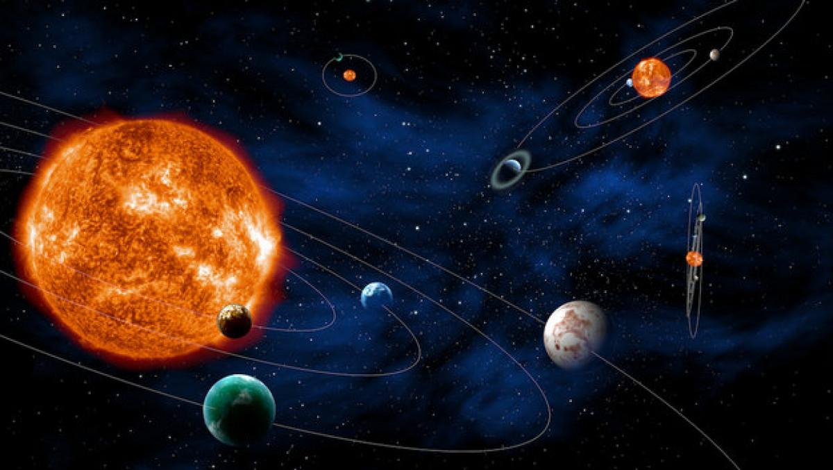 Buscando sistemas planetarios fuera del Sistema Solar