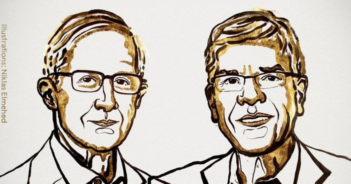 u200bLos estadounidenses William Nordhaus y Paul Romer ganan el Nobel de Economu00eda 2018