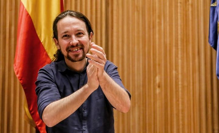 Pablo Iglesias en el Foro Hacia la regulaciu00f3n integral del cannabis, Ricardo Rubio