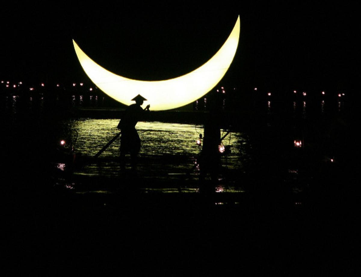 Luna en China
