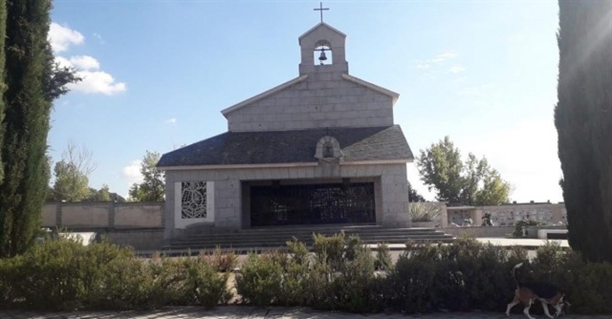 Panteu00f3n Familiar de los Franco en el cementerio de Mingorrubio de El Pardo