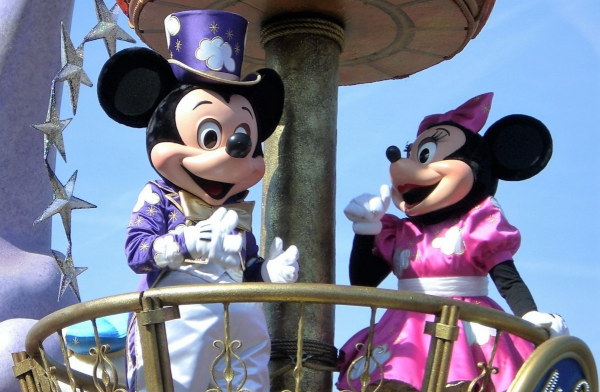Michey y Minnie
