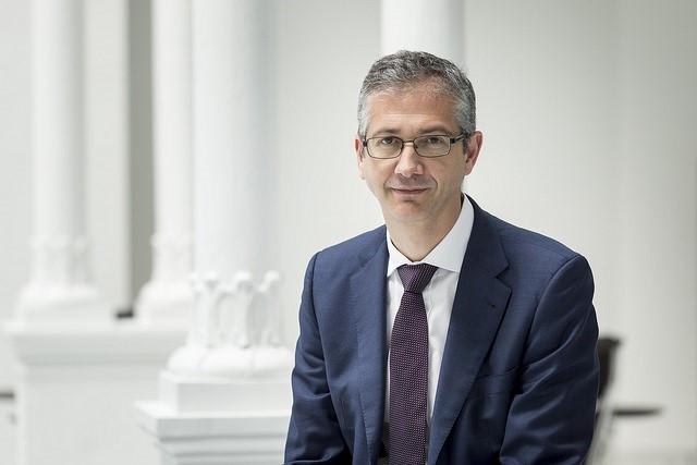 Hernu00e1ndez de Cos, gobernador del Banco de Espau00f1a