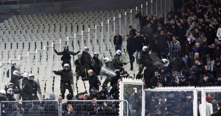 Ajax y AEK Atenas