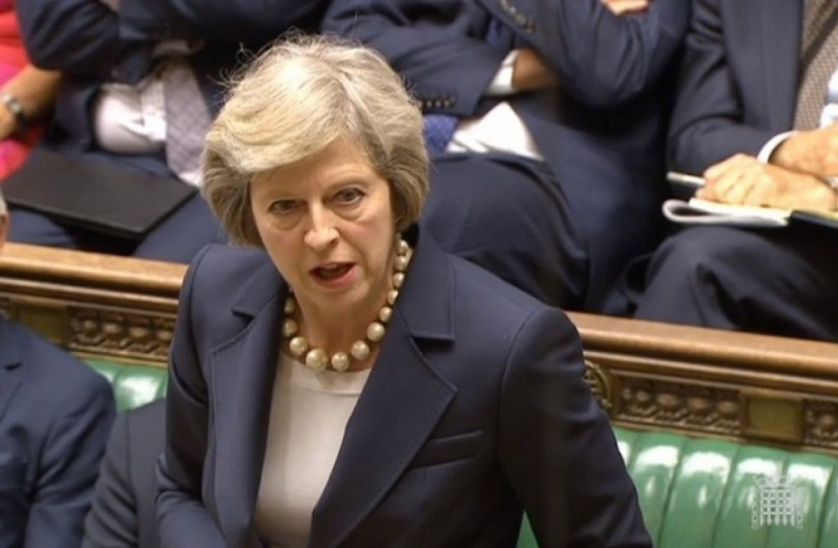 Theresa may house of commons 16042018 2 1