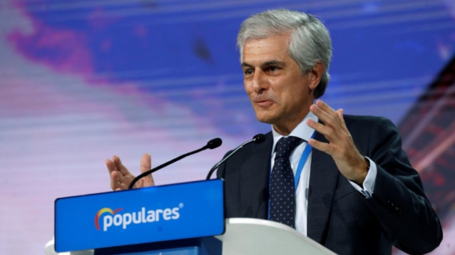 Adolfo Suarez Illana, PP