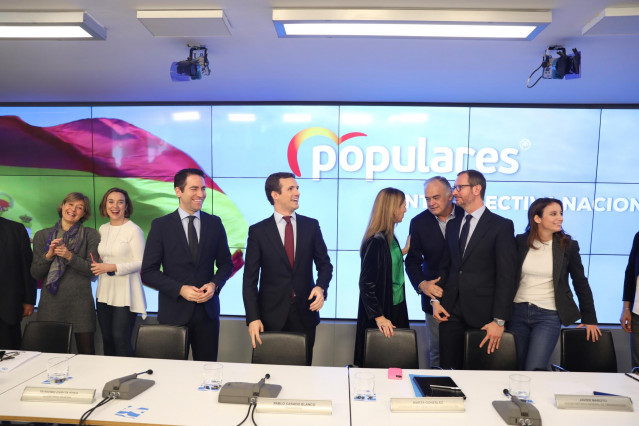 8M.- Varias dirigentes del PP irán a la manifestación: Cuca Gamarra, Marta Gonzá