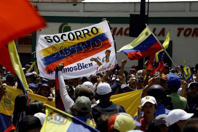AMP.-Venezuela.-Bachelet denuncia la
