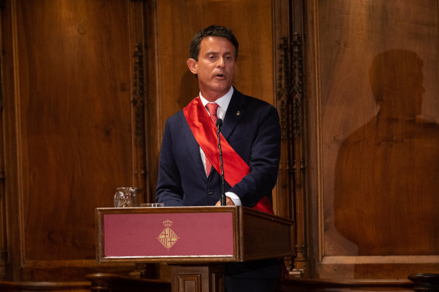 Valls se queda sin representante en la junta que se está celebrando mientras Cs anuncia la ruptura