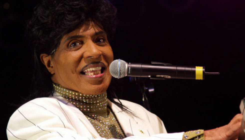 Little Richard in 2007 cropped