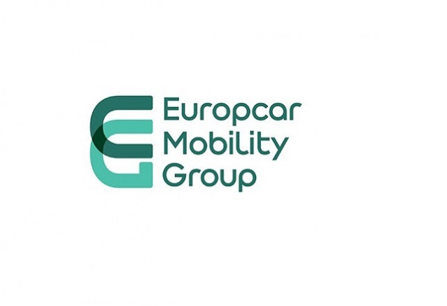 Archivo - Logo Europcar Mobility Group