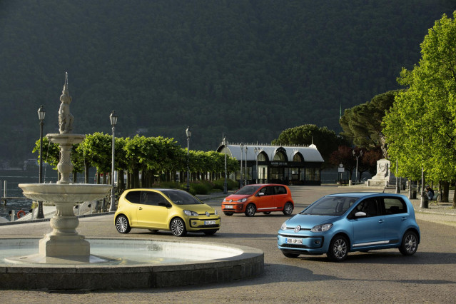 Archivo - Volkswagen up!