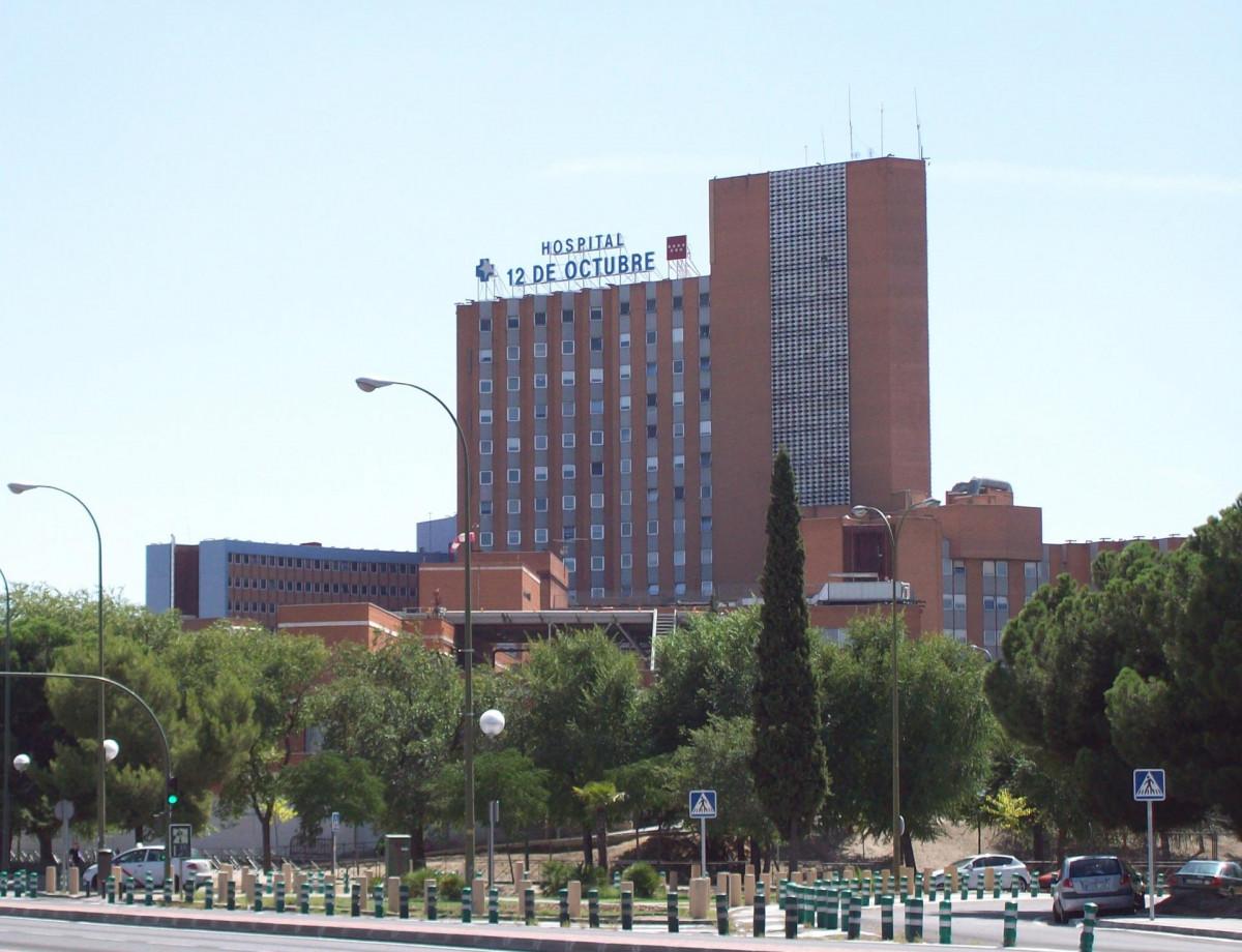 Hospital 12 de Octubre Madrid 01 1