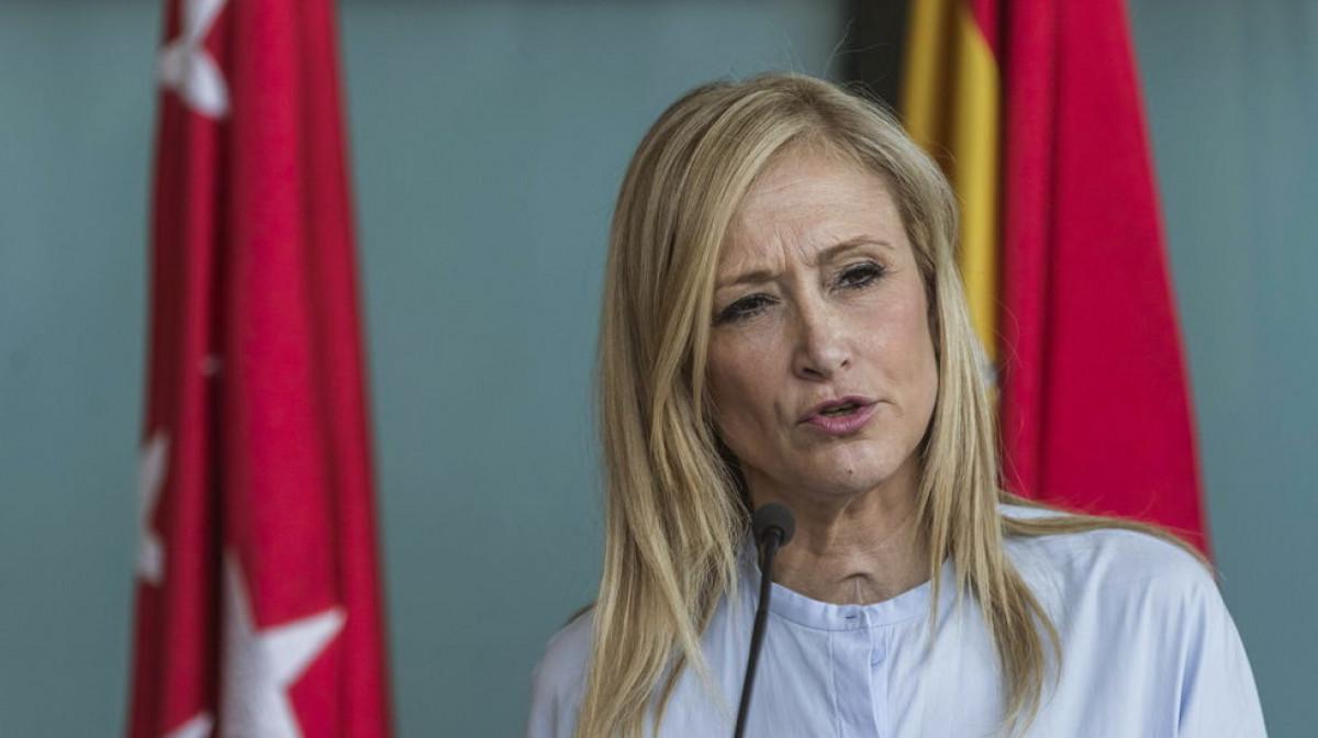 Cristina cifuentes disculpas