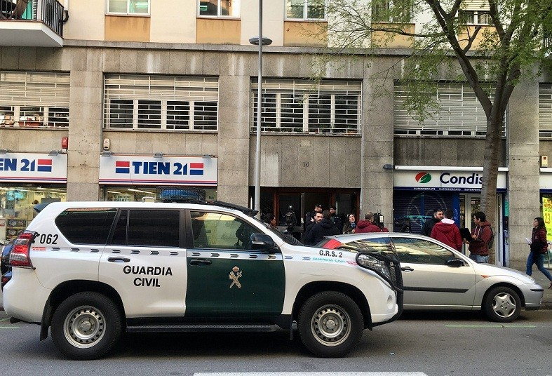 Narcotráfico catalunya guardia civil 10042018