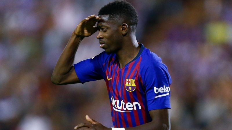Dembele barsa gettyimages