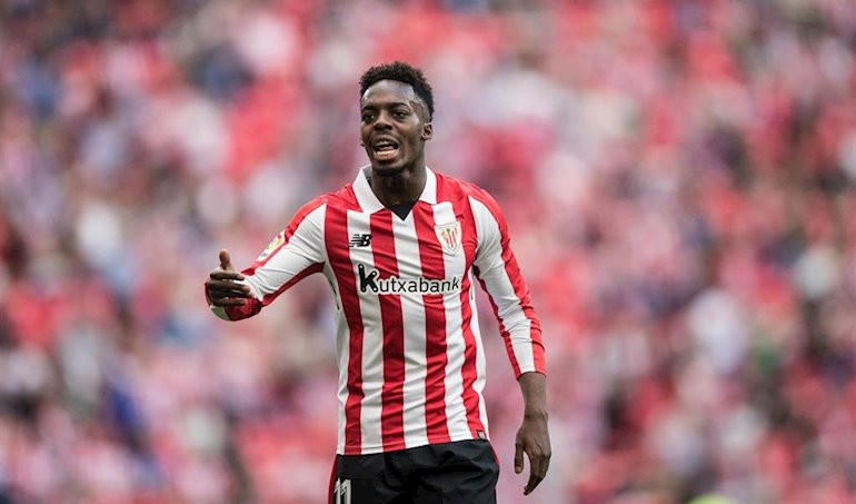 Athletic Club Iu00f1aki Williams